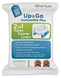 Plus Compatible Refill Disposable Travel Potty Liner (Pack of 30)