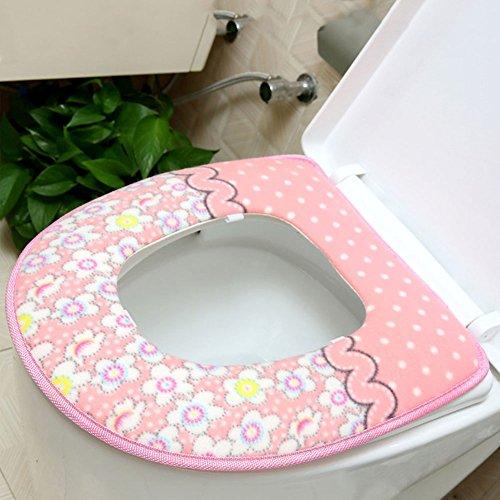 Coprisedile WC, Woopower autunno inverno caldo spesso tappetino WC ...