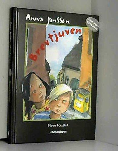Brevtjuven: 13 (Emil Wern - detektiv) por Anna Jansson