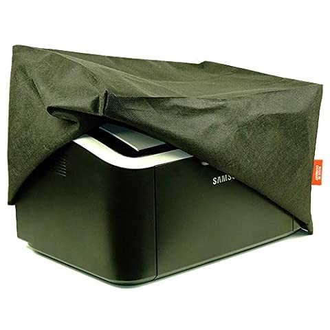 ROTRi® maßgenaue Staubschutzhülle für Etikettendrucker Brother QL-720NW - schwarz