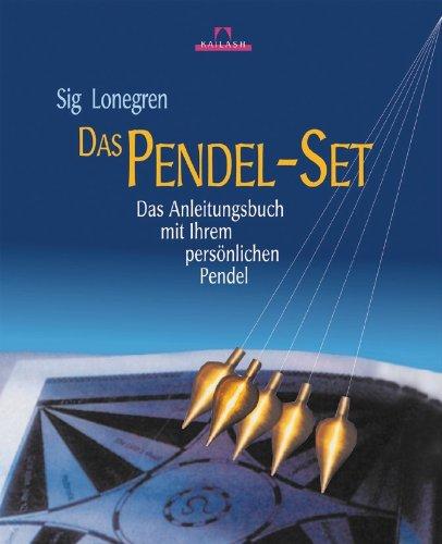 Das Pendel-Set: Das Anleitungsbuch mit Ihrem persönlichen Pendel (Sig Persönliche)