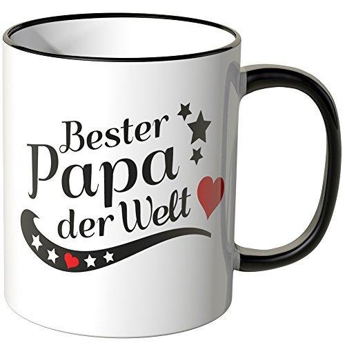 pruch: Bester Papa der Welt - SCHWARZ ()