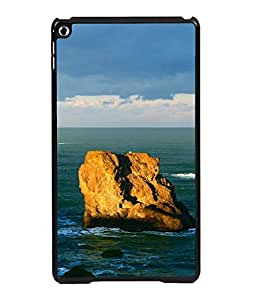 printtech Sea Ocean Rock Back Case Cover for Apple iPad 6