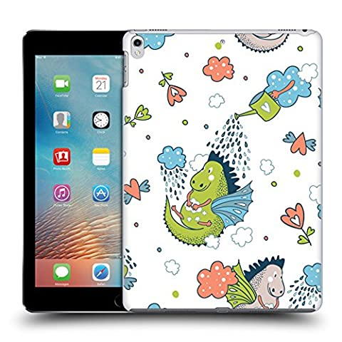 Official Kristina Kvilis Fairytale Pattern Hard Back Case for Apple iPad Pro 2 10.5
