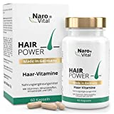 NaroVital Hair-Power - 2400 mcg Biotin