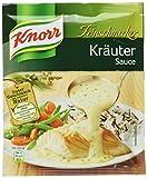 Knorr Feinschmecker Kräuter Soße, 11er-Pack (11 x 250 ml)