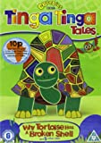 Tinga Tinga Tales: Why Tortoise Has A Broken Shell [Edizione: Regno Unito] [Reino Unido] [DVD]
