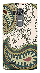 WOW Printed Designer Mobile Case Back Cover For LG G2