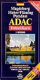 ADAC FreizeitKarte, Bl.12, Magdeburg, Hoher Fläming, Potsdam (ADAC Freizeitkarten)
