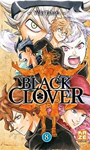 """Afficher """"Black clover n° 8 Espoir versus désespoir"""""""