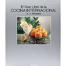 Gran libro de la cocina internacional, el
