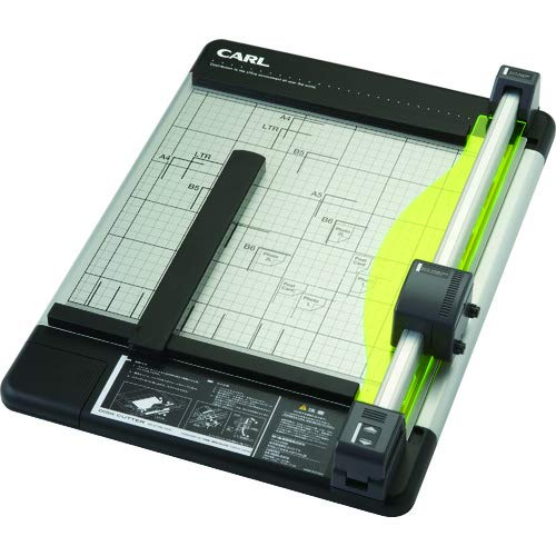 CARL DC-210N rollenschneider / Rotary Trimmer (A4, 32 sheets) -