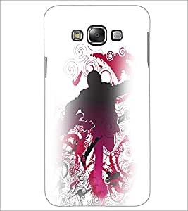 PrintDhaba Music D-4949 Back Case Cover for SAMSUNG GALAXY A8 (Multi-Coloured)
