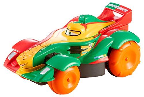 Disney Mattel – DMK06 Pixar : Cars 3 –Hydro Wheels – Rip Clutchgoneski – schwimmendes Fahrzeug 8 cm