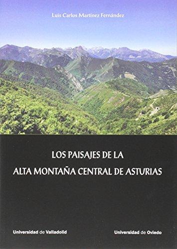 Descargar Libro PAISAJES DE LA ALTA MONTAÑA CENTRAL… de LUIS MARTINEZ FERNANDEZ
