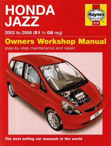 honda-jazz-2002-to-2008-51-to-08-reg-owners-workshop-manual