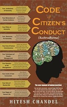 Code of Citizen's Conduct (Rashtradharma) by [Chandel, Hitesh]