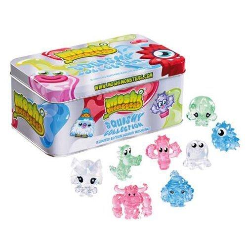 Image of Moshi Monsters Squishy Tin