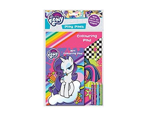 �cher & Farbe Stifte Play-pack - Kinder Spaß Geschenk ()
