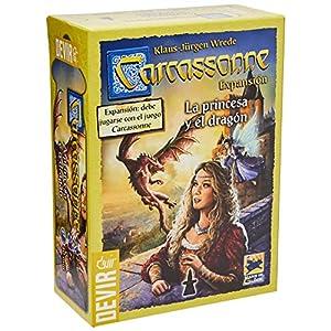 Devir – La princesa y el dragón, juego de mesa (BGCARPRI)