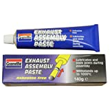 All Trade Direct 1X Exhaust Assembly Paste Larger 140G Tube Silencer Manifold Catalytic Converter