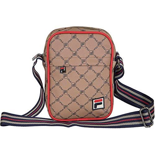 Fila Reporter Bag - Bolso bandolera, color Multicolor, talla Einheitsgröße