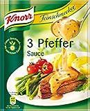 Knorr Feinschmecker Pfeffer Sauce