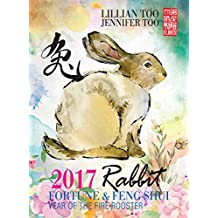 Fortune & Feng Shui 2017 RABBIT (English Edition)