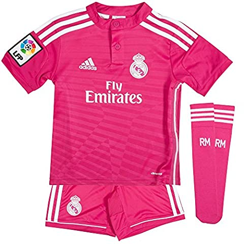 adidas Performance Real Madrid Away Mini, Maillot de football - 12 ANS