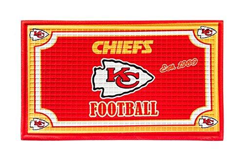 Team Sport Amerika 41em3815Kansas City Chiefs geprägt Fußmatte