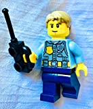 LEGO Chase McCain City Undercover Minifigure 2013 (60007)