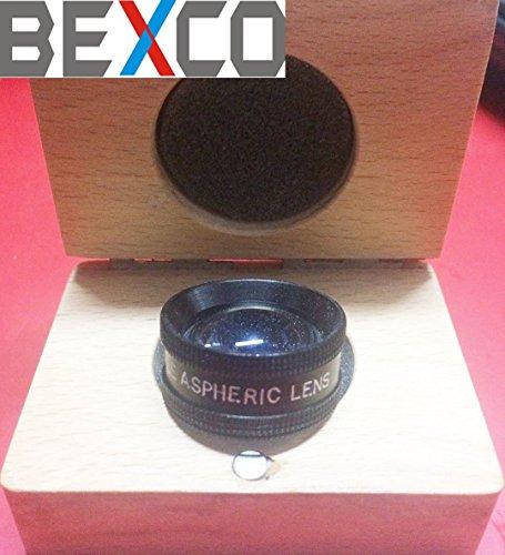Mejor Calidad 90d lente asférica Oftalmología lámpara de hendidura doble