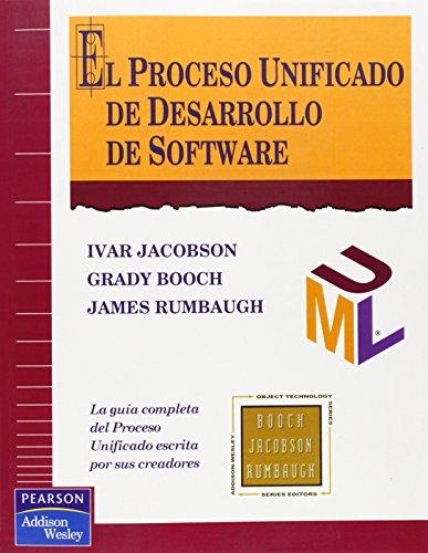Uml El proceso unificado de desarrollo de software