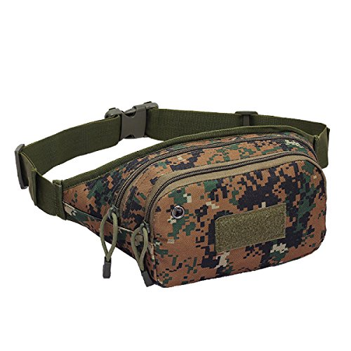 Multifunktionale Outdoor Fitness Sporttaschen Mehrfarbig Camouflage3