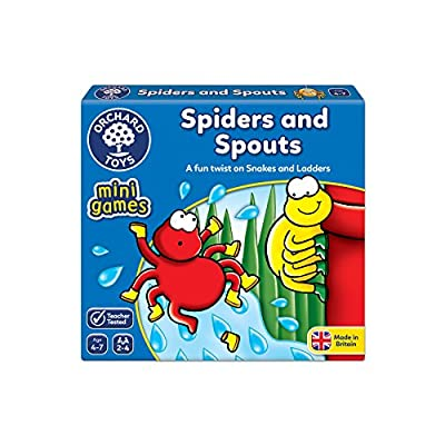 Orchard Toys- Jeu de Parcours, 360, Multicolore