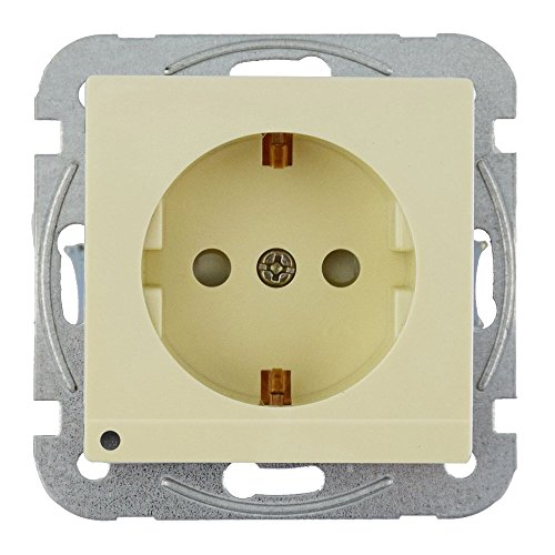 wintop-face-ivory-shuko-plug-socket-with-led-free-shuko-socket-get-ivory-frame-with-value-about-5-eu