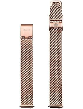 Cluse Damen Uhrenarmband La Vedette Edelstahl Gold CLS502