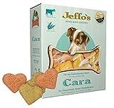 Jeffo Cara weizenfreie Hundekekse mit Rindfleisch