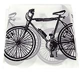 FreshGadgetz Set 1 Fahrrad Regen und Schmutzabdeckung wasserdicht