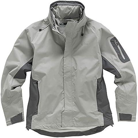 2016 Gill Inshore Lite Jacket Grey IN32J Size - -