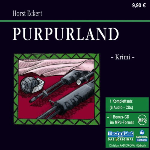 Buchseite und Rezensionen zu 'Purpurland' von Horst Eckert