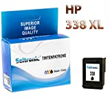 1x Cartouche d'encre électronique depuis pour HP 338XL Noir Photosmart 78507850V 7850X I