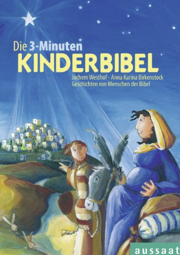 Buchseite und Rezensionen zu 'Die 3-Minuten Kinderbibel' von Jochem Westhof