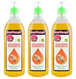 This food product is from the house of Ammi Samayal. Wood pressed groundnut oil is made from pure groundnut and is complete vegetarian with shelf life of 6 months. The product is made in india and has no added preservatives. Store in cool and dry pla...