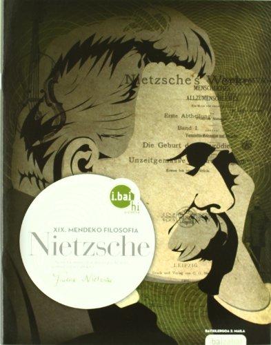 Friedrich Nietzsche -DBHO 2-: XIX. Mendeko Filosofia (i.bai hi)