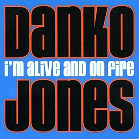 I'm Alive and on Fire [Vinyl] [Import allemand]