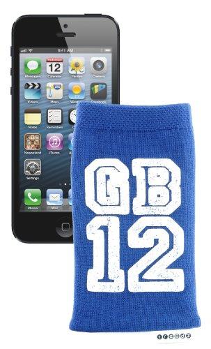 Trendz Universal Smartphone Handysocke - blau Großbritannien 2012