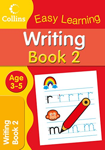 Writing Age 3-5: Book 2 (Collins Easy Learning Age 3-5)