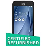 (Renewed) Asus Zenfone Go 5.0 LTE 2nd Gen ZB500KL-1A066IN (Black)