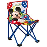 Disney 71011 - Silla Plegable Pm Mickey Clubhouse (Smoby)